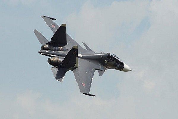 سقوط جنگنده میگ 31 روسی در شهر نیژنی نووگورود