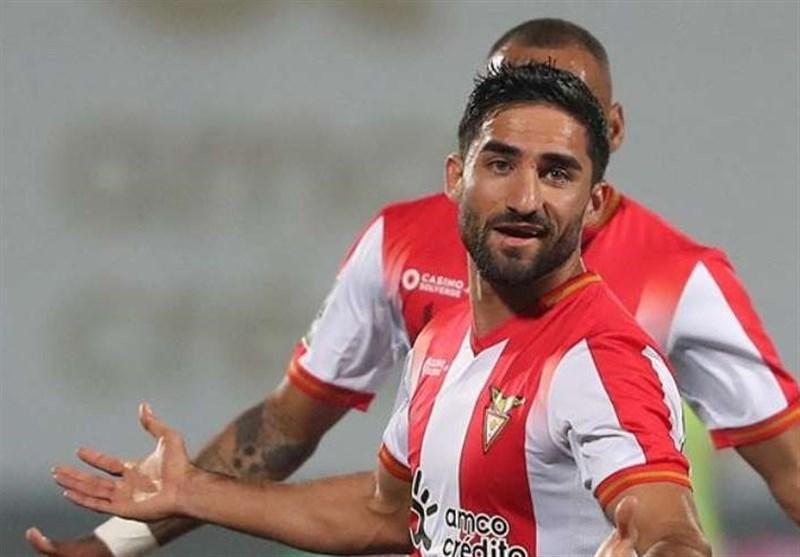 باشگاه سن اتین در آستانه جذب مهرداد محمدی